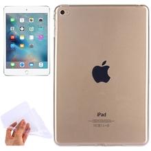 Wholesale Price Soft TPU for iPad Mini 4 Case Cover