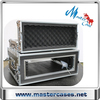 "Custom Shockproof 3U road case with foam 19"" 3U amp rack case on sale"