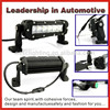 Wholesale high power offroad led light bar ,120w led truck work light bars ,12v waterproof led light bar for car