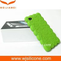 Classical Design Silicone Case for iPhone 4s