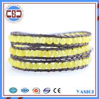 Fashion charms beads bracelet brazilian jewelry