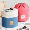 2015 alibaba china Custom cotton drawtring cosmetic bag,drawstring pouch