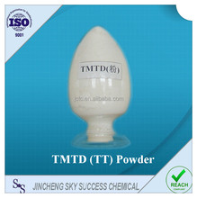 rubber auxiliary tmtd rubber chemicals