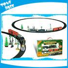Bo Train com trilha presentes de natal eletrônico