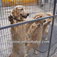 Welded Iron Wire Mesh Dog Cage