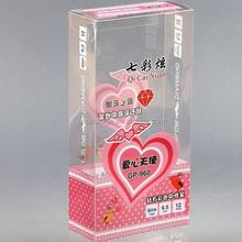 2015 hot sale cartridge packaging plastic box pretty storage box