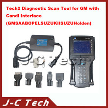Tech2 Diagnostic Scan Tool for GM with Candi Interface (for GM/SAAB/for OPEL/SUZUKI/for ISUZU/Holden)