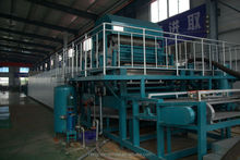 Full-Automatic paper pulp egg tray production line