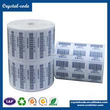 Best price bopp labels adhesive pp sticker