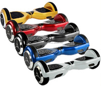 Hot Spot Two Wheels Self Balancing Scooter Smart Electric Drifting Board Personal Adult Transporter with LED Light.
