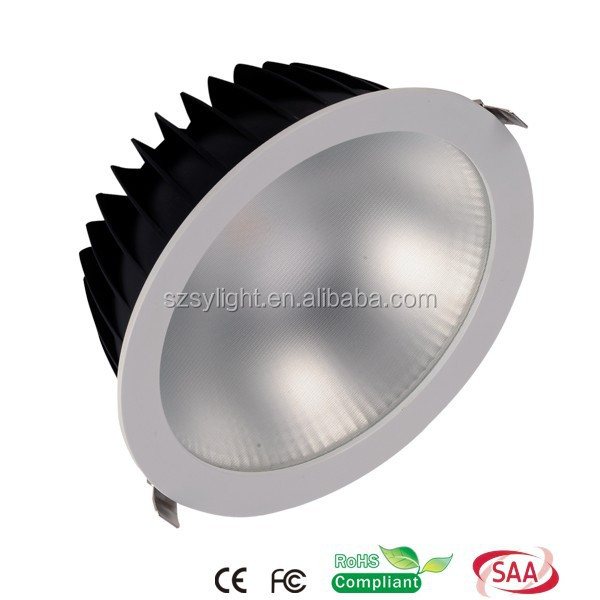Waterproof ip65 led downlight 40w 30w 20w 15w 8w cob - Downlight led 20w ...