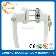 Design bathroom zinc door locks and handles in dubai