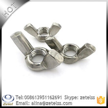 Din 315 China hight quality 201,304,316,or other nut allergies ,Non-standard custom-made