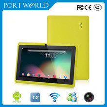 New products dual core 7 inch Allwinner android tablet long battery life