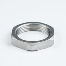 150lb stainless steel female fitting 3/4 inch bsp threaded hexagon nut cf8/cf8m
