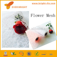 floral wrapper packing mesh