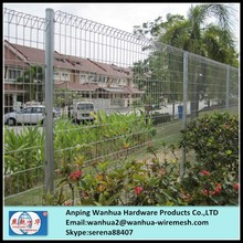 Anping supply cheap price welded prefabricated metal fence