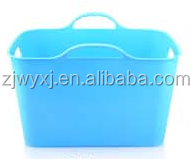 storage box with lids,PE tubs,plastic bucket,Plastic container,REACH