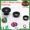 wholesale cell phone accessories fish eye camera fisheye lens for phone