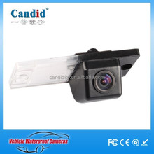 Color CCD color CMOS waterproof night vision backup camera for K ia Sportage