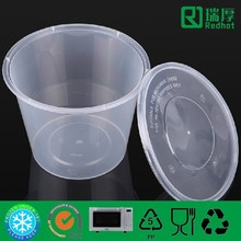 Food Storage Disposable Bowl Can Be Taken Away 2000ml