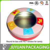citroen usb tin box /small decorative tin can for usb