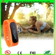 Intelligent Sport/Sleep Tracking Jelly Smart Wristband For Sale