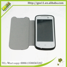 Supply all kinds of m5 pu leather case,anti radiation phone case