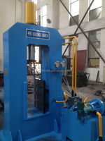 YKWT series steel elbow making press machine,hydraulic cold elbow forming machine