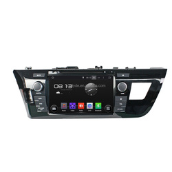 Car DVD Player for LEVIN 2014 with quad core 16g Ram 1gb built-in GPS bluetooth support steering wheel control