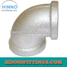 Malleable Iron 90 degree elbow