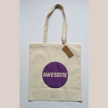 Natural Cotton Tote Bag Personalized tote bags