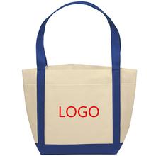 Simple New Designer Shop Promotional Printed Cheap Nylon Tote Bag