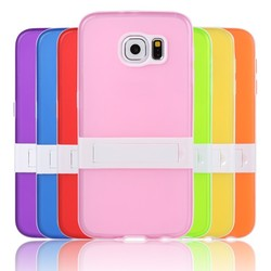 LETSVIEW Best Selling Newest Protective Phone Cases for Samsung Galaxy S6 G9200 Luxury Soft TPU Back Cover Shell Bags