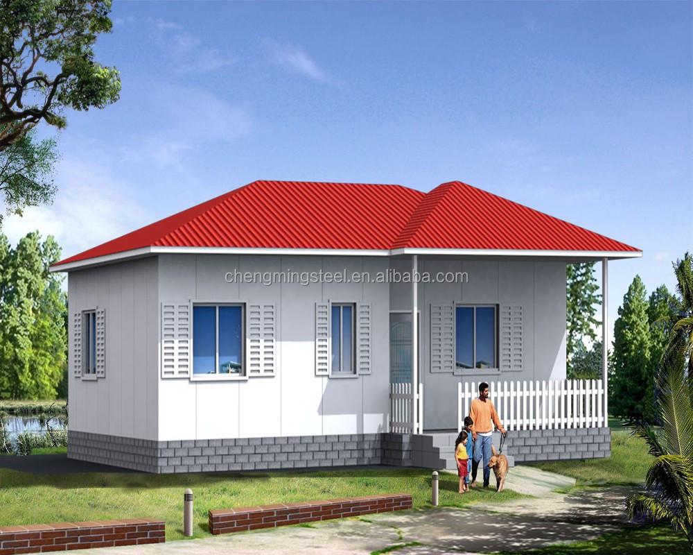 Customized Design Modified Economical Bungalo House 3