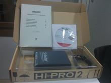 HI-PRO 2 USB hearing aid programmer black version 5X faster