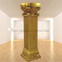 Frp Decoration Roman Column/pillar PU Roman Column /Home decor wedding columns wholesale