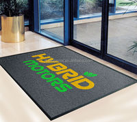 outdoor and indoor rug and logo mat