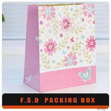 high-grade valentines day decoration paper bag