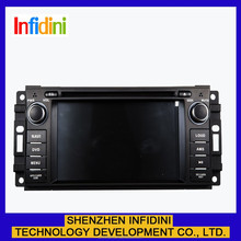 android 4.4 for jeep grand cherokee 2 din car dvd player with gps navigation wifi 3g radio
