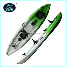 Sit on top family plastic kayak manufacturer