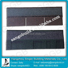 Asphalt Material and Plain Roof Tiles Type Roofing Material Asphalt Shingles