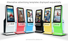 2015 digital signage software and led moving signs with 3D photo printer
