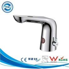 Truly hands-free hot tub spa hands free faucet sensor operated