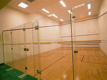 portable used badminton court sport PVC flooring