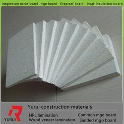 New developed fire insulation board supplier