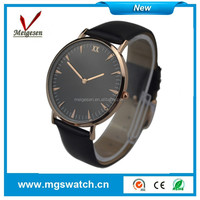 Best price Hot Selling Wholesale Unisex Beautiful Fashion Leather Watch
