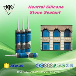trustworthy silicone sealant supplier Neutral Stone sealant