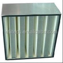 For Cleanrooms ULPA H12 H14 U15 U16 U17 Air Filter fishing box filter