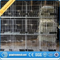 (15 years factory)high quality rabbit farming cage(professional manufacturer,best price and good quality)
